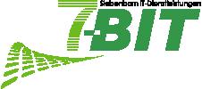 Logo | 7-BIT, Siebenborn IT-Dienstleistungen
